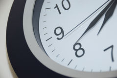 Dial of hours Stock Images