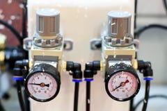 Dial meter Royalty Free Stock Photo