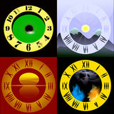 Dial plate Royalty Free Stock Image
