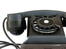 Dial telephone Stock Images