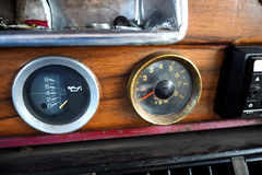 Dial vehicle. Old and classic Dial vehicle Stock Image