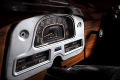 Dial vehicle. Old and classic Dial vehicle Stock Photography