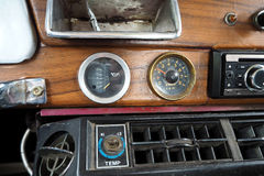 Dial vehicle. Old and classic Dial vehicle Royalty Free Stock Photography