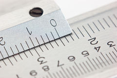 Dial vernier calipers Stock Photo