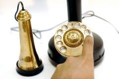 Dialing Stock Image