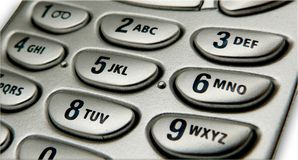 Free Dialing Pad Royalty Free Stock Images - 179399