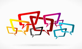 Dialog Royalty Free Stock Images
