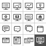 Dialog And Message Boxes Royalty Free Stock Photos