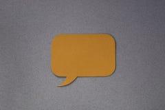 Dialog box Stock Photography
