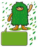 Dialog für gehen Grün vektor abbildung