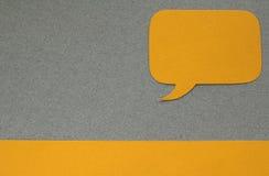 Dialog pudełko Obrazy Royalty Free
