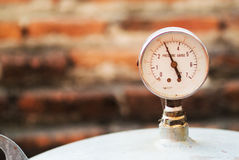 Dials meter Royalty Free Stock Images