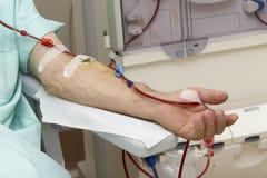 Dialyse 12 Photo libre de droits