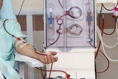 Dialyse 20 Lizenzfreies Stockbild
