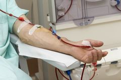 Dialysis 12 Royalty Free Stock Photo