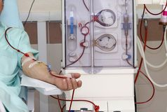 Dialysis 20 Royalty Free Stock Image