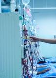 dialysis Arkivfoto