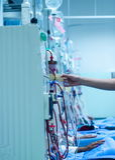 Dialysis Stock Photo