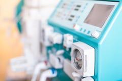 Dialysis machinery Royalty Free Stock Photo