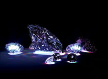 diamant Royaltyfria Bilder