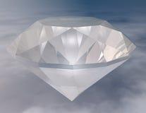 Diamant royaltyfri illustrationer