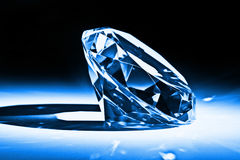 Diamant royalty-vrije stock foto