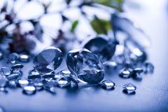 Diamant Lizenzfreie Stockfotografie