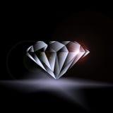 Diamant Royalty-vrije Stock Afbeelding