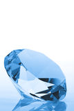 diamant bleu Photos stock