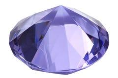diamant bleu Images stock