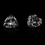 diamant brillant de la coupure 3d Photographie stock