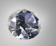 Diamant de Daylit - illustration 3D Photo stock