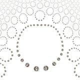 Diamant - Diamanten Royalty-vrije Stock Afbeelding