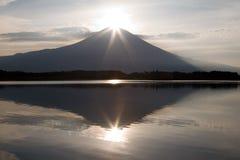 Diamant Fuji II Stock Afbeeldingen