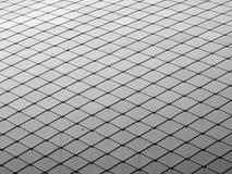 Diamant-Gitterfeld Stockbild