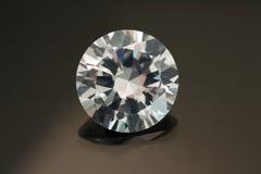 Diamant magnifique photo stock