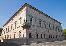 Diamant-Palast von Ferrara. Lizenzfreie Stockbilder