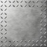 Diamant-Platte Lizenzfreie Stockfotografie