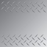 Diamant-Platten-Rand Lizenzfreie Stockfotografie