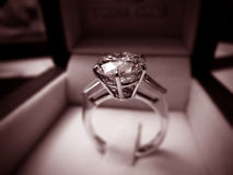 Diamant-Ring