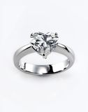 Diamant-Ring