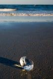 Diamant-Strand Stockfoto