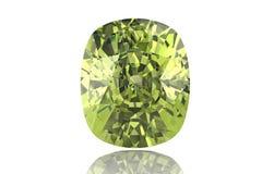 Diamant vert Images stock