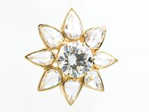 Diamantanhänger lizenzfreie stockfotos