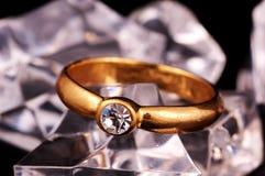 diamantcirkel Royaltyfri Foto
