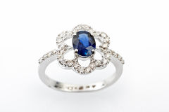 diamantcirklar Royaltyfri Fotografi