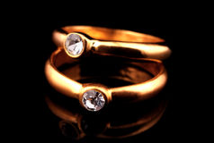 diamantcirklar Arkivbilder