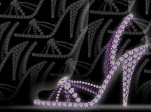 diamantdagdrivare Royaltyfri Fotografi