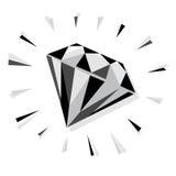 Diamante Imágenes de archivo libres de regalías