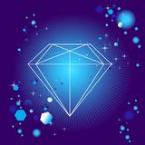 Diamante royalty illustrazione gratis